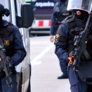 Agents del GEI, en una acció /MdE