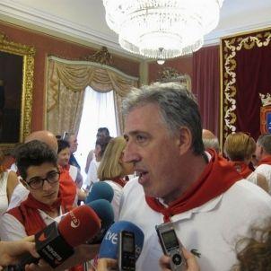 Pamplona  San Fermin  Alcalde  EuropaPress