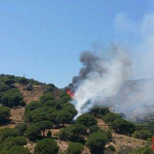 incendi Badalona