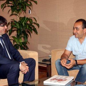 Pacheco i Puigdemont CCOO, ACN