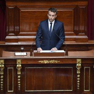 Emmanuel Macron - EFE