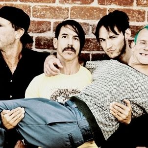 red hot chili peppers home