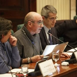 Comisio Proces Constituent Parlament Lluis Llach   2   Sergi Alcazar