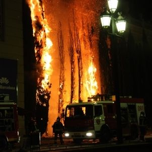 Bombers Barcelona / ACN