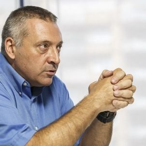 Robert Manrique Victima terrorisme - Baixa - Sergi Alcazar