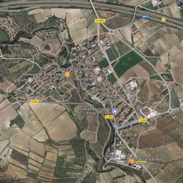 Perfect Bisbal Google Maps