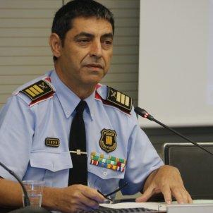 Josep Lluís Trapero Major Mossos / acn