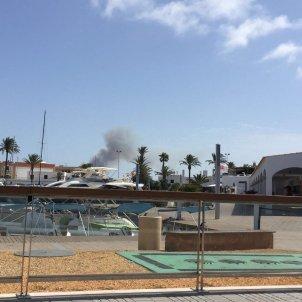 Incendi Formentera