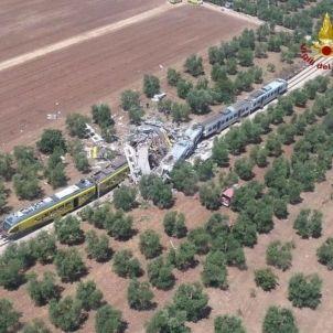 Xoc trens Itàlia