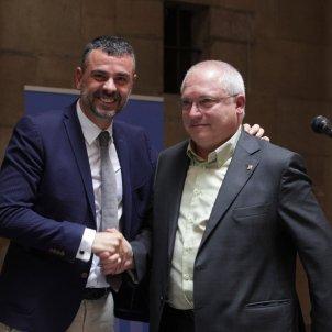 Santi Vila i Lluís Puig / ACN