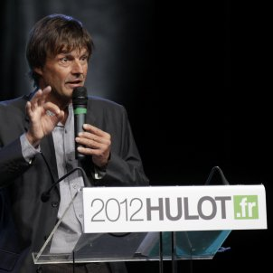 Nicolas Hulot ACN