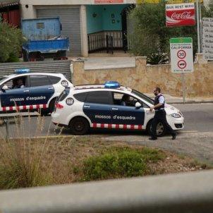 Mossos d'Esquadra en l'atac de Gavà / RL