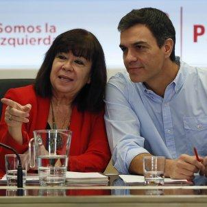 Narbona Pedro Sánchez - EFE