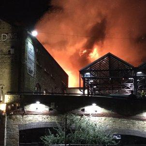 incendi candem @LondonFire