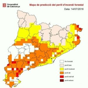 Incendi forestals ACN