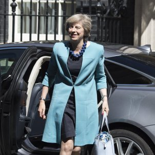 THERESA MAY BREXIT EFE