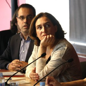 La alcaldessa de Barcelona, Ada Colau / ACN