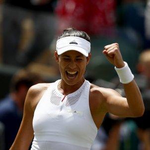 Muguruza Wimbledon EFE