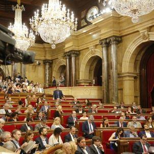ple parlament - Sergi Alcàzar