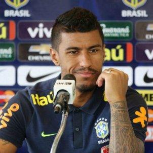 Paulinho brasil entrevista   EFE