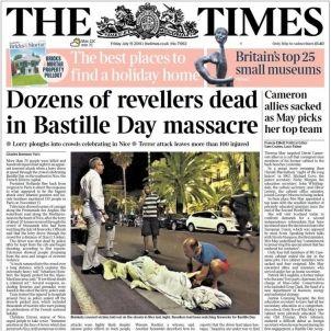 The Times Niça