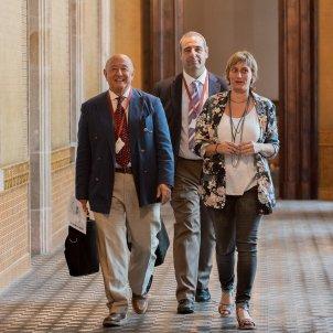 Comissió d'investigació de l'operació Catalunya, Marcelino Martínez Blas, excap d'Afers Inters de la Policia espanyola