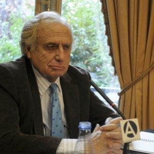 el catedrático de Derecho Constitucional Jorge de Esteban / Flickr