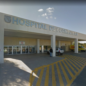 hospital de formentera google maps