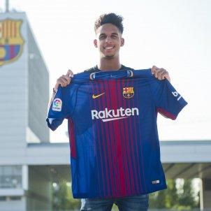 Vitinho presentacio Barça B