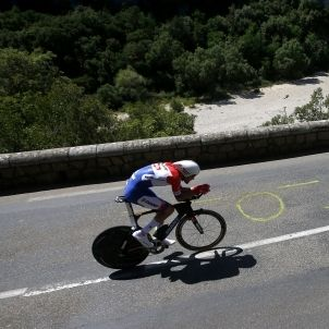 Tom Dumoulin contrarrellotge Tour EFE