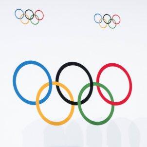 Anelles Jocs Olímpics JJOO Efe