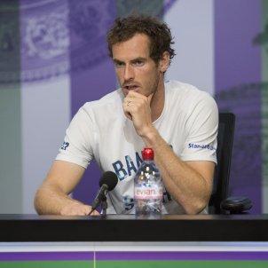 Andy Murray Tennis Wimbledon   EFE