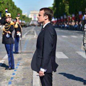 Emmanuel Macron / EFE