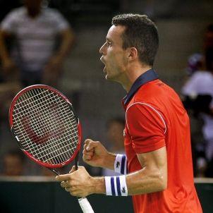 Tennis España Romania Copa Davis Pablo Carreño EFE