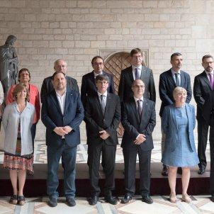 Els nous consellers juren el càrrec a la generalitat, Laura Gómez