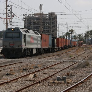 trens mercaderies Tarragona Acn