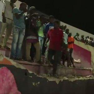 Dakar estampida