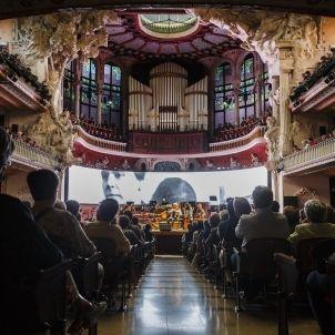 Palau de la Musica Pau Casals Guerra Civil - Sergi Alcazar