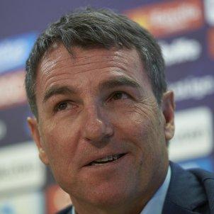 Robert Fernández Barça Efe
