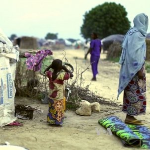 RéfugiésMaiduguri Wikimedia