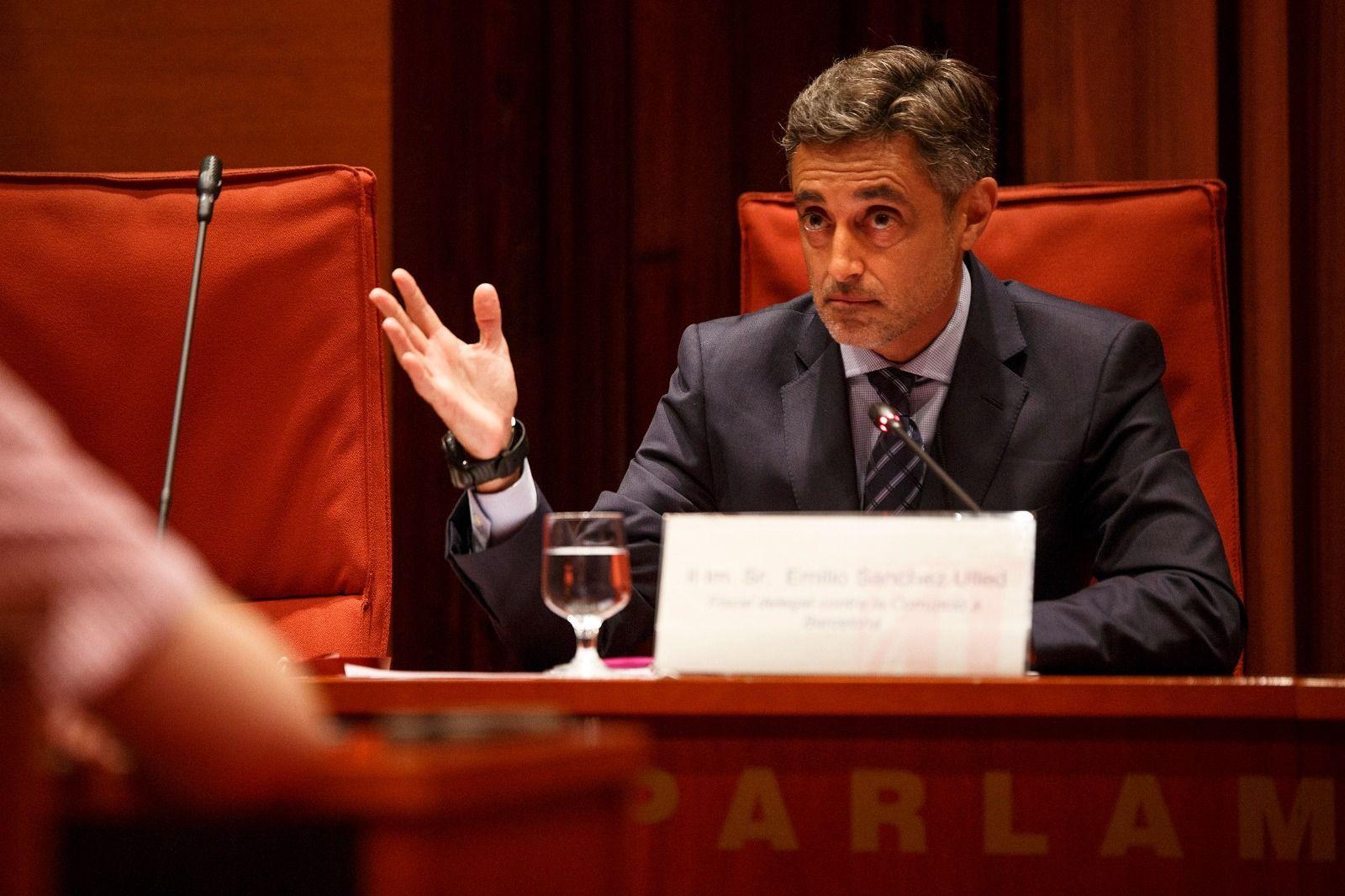 Ulled Parlament - Sergi Alcàzar