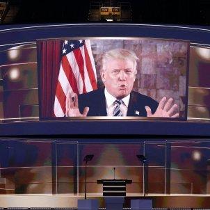 Trump candidat EFE