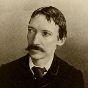 Robert Louis Stevenson. Henry Walter Barnett