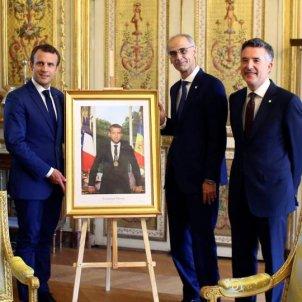 Macron Andorra