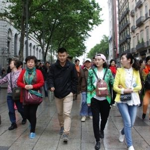 turistes barcelona - ACN