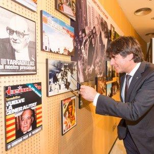 inauguració exposició Tarradellas Can Serra 2