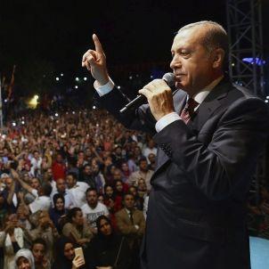 president turc- Recep Tayyip Erdogan-efe