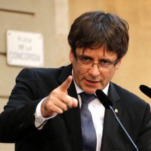 Carles Puigdemont / ACN