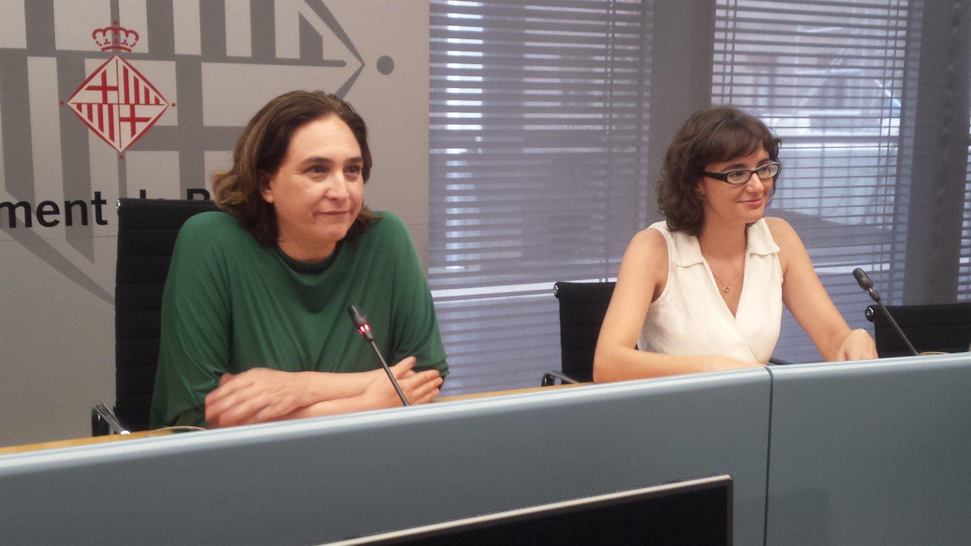 Colau Mercedes Vidal - EP