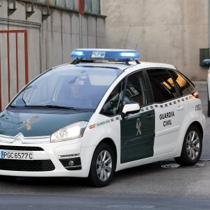 Villar Guardia Civil - EFE